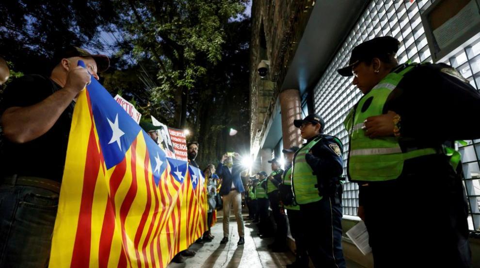 МВнР предупреждава за нарастване на напрежението в Барселона