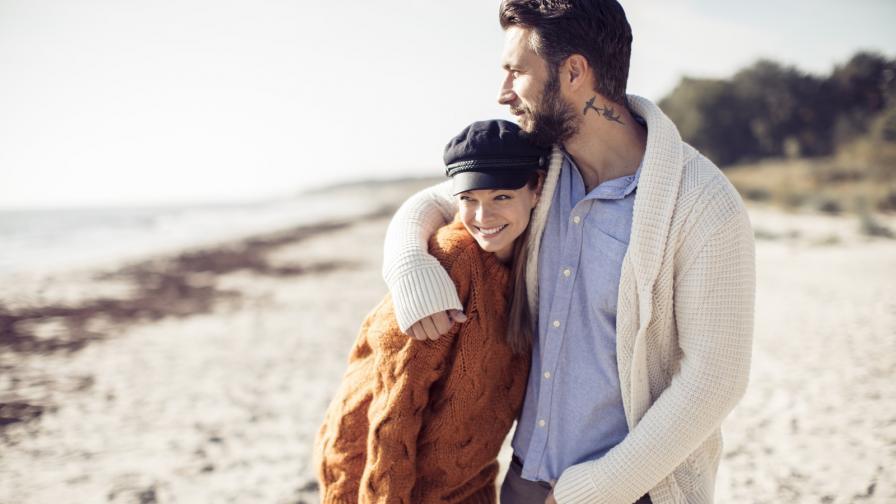 любов двойка щастие