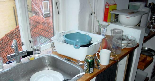 Снимка: Кухненската мивка