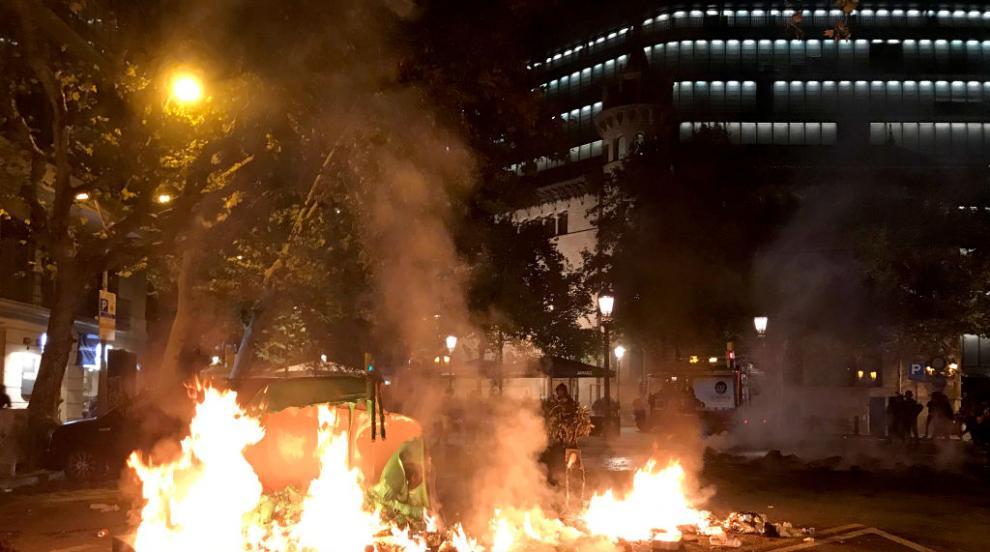 Гарата в Барселона с извънредни мерки за сигурност (ВИДЕО)