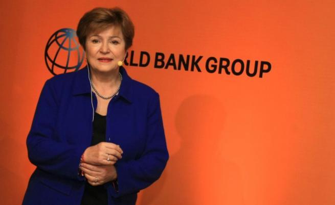 Кристалина Георгиева: МВФ прогнозира спад на българската икономика с 4% тази година