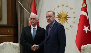 Турция и САЩ договориха прекратяване на огъня в Сирия
