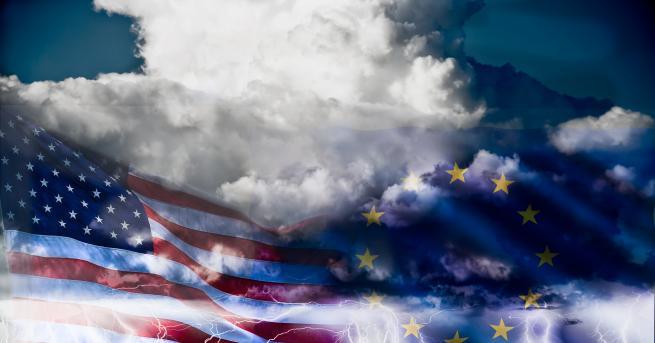 Снимка: САЩ удари ЕС с мита за 7,5 милиарда долара