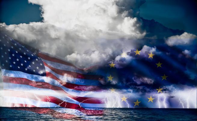 САЩ удари ЕС с мита за 7,5 милиарда долара