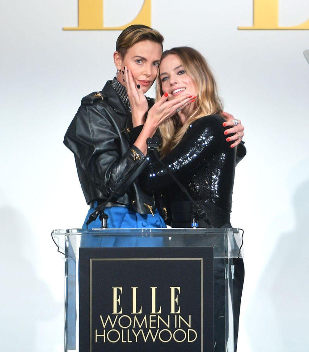 """В понеделник вечер в Бевърли Хилс, Калифорния, беше горещо – заради 26-ото годишно събитие на списание Elle """"Жените в Холивуд"""". Събитието събра някои от най-големите звезди от света на киното, модата и музиката. Вижте ги:"""