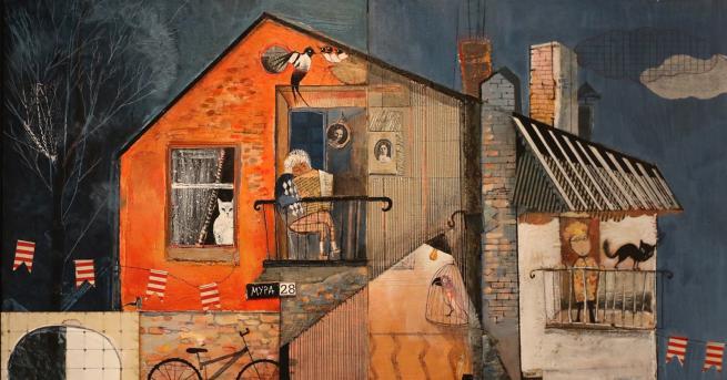 Любопитно Изкуство за ценители: още една невероятна изложба (СНИМКИ) Художничката