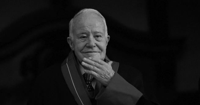 Снимка: Почина дипломатът проф. Александър Янков