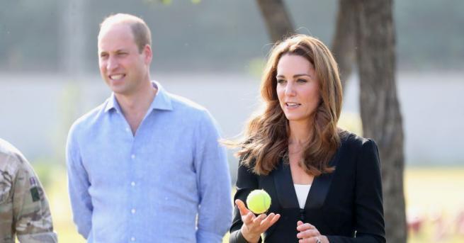 Херцогът и херцогинята на Кеймбридж ще посетят опустошените от пожари