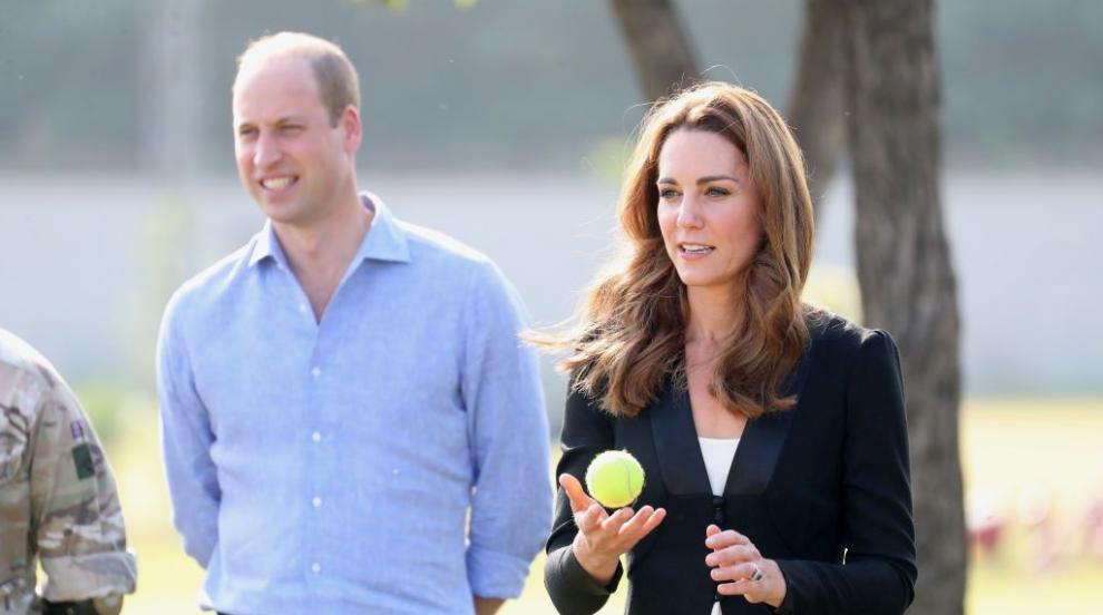 Принц Уилям и Кейт Мидълтън отиват в опожарена Австралия да помагат