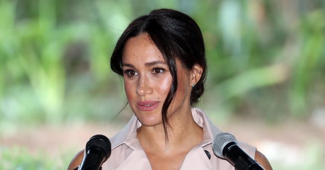 Снимка: Със сълзи на очи Меган Маркъл призна за трудностите да e част от кралското семейство
