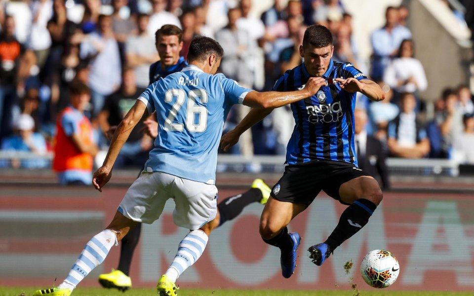 Лацио сътвори може би най-страхотния обрат в Серия А до