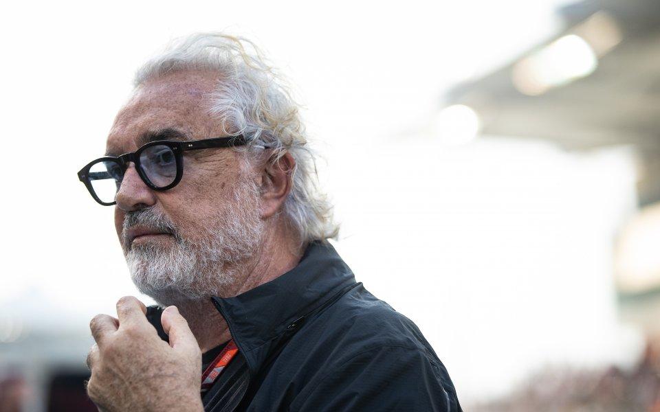 Скандалният бивш шеф от Формула 1 Флавио Бриаторе отново разбуни