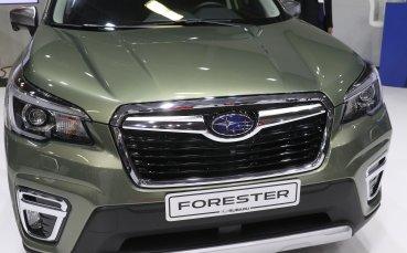 Subaru на Автомобилен салон София 2019
