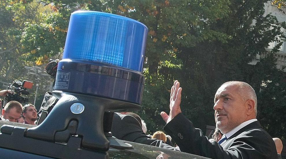 """Борисов откри трасето на """"Балкански поток"""": Докато другите говореха, ние..."""