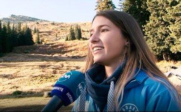 Наш сноуборд талант се цели във върховете, въпреки трудностите