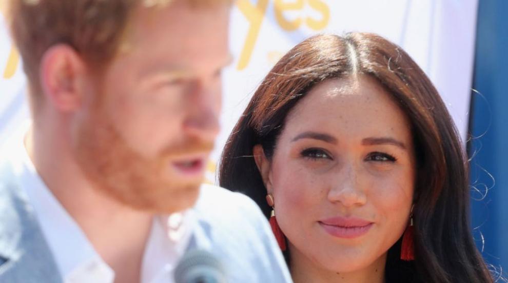 Принц Хари и Меган са ядосани заради папарашки снимки