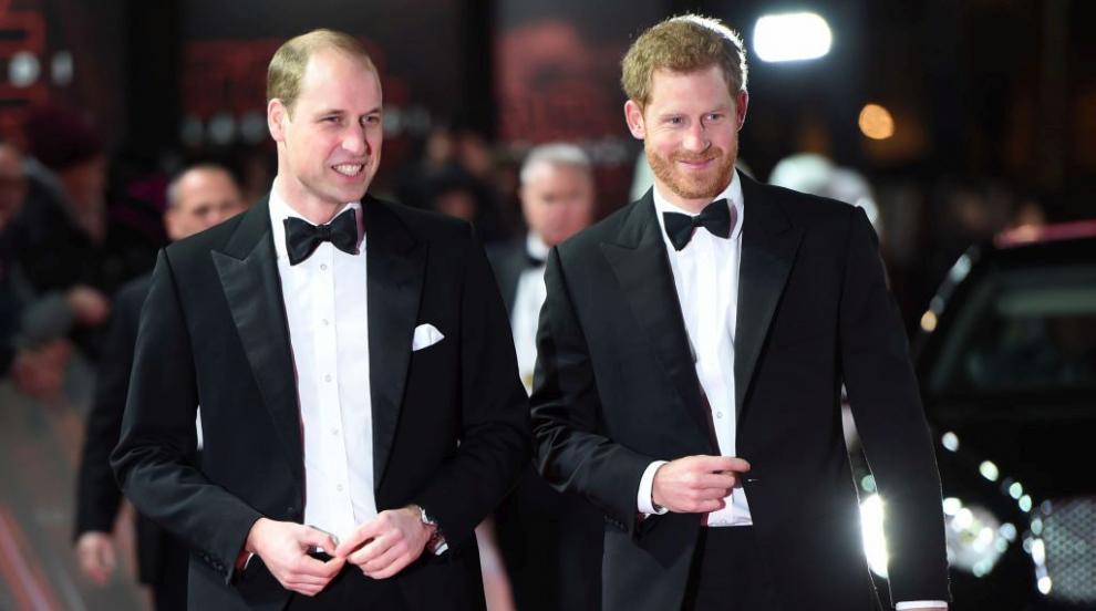 """Принц Уилям обидил брат си, като нарекъл Меган """"това..."""