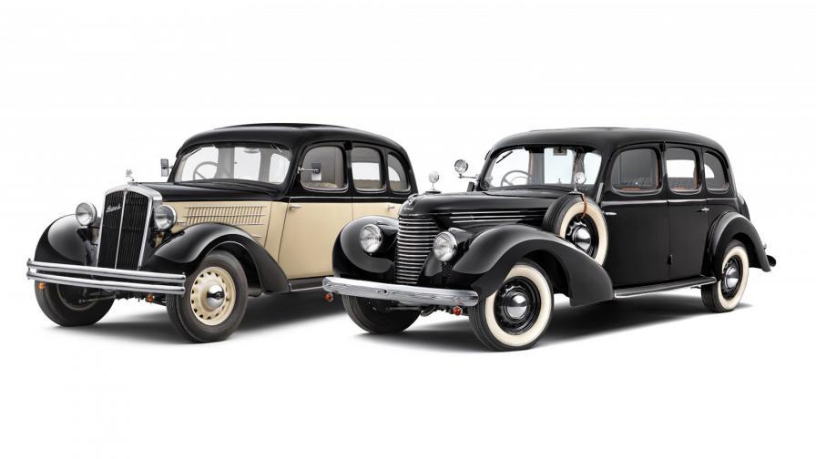 Superb 640 (1935), Superb 3000 OHV (1939)