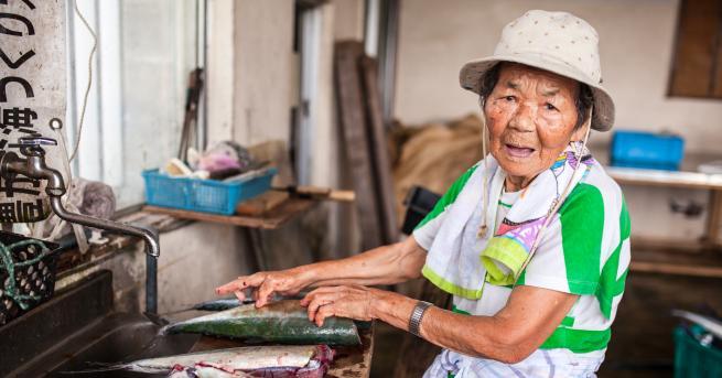 Свят Мястото с най-много столетници в света Каква е тайната