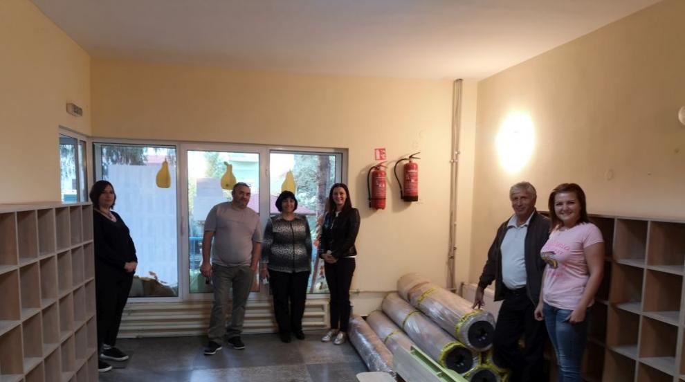 Кандидатът за кмет на Рила Георги Кабзималски и листата със съветници от...