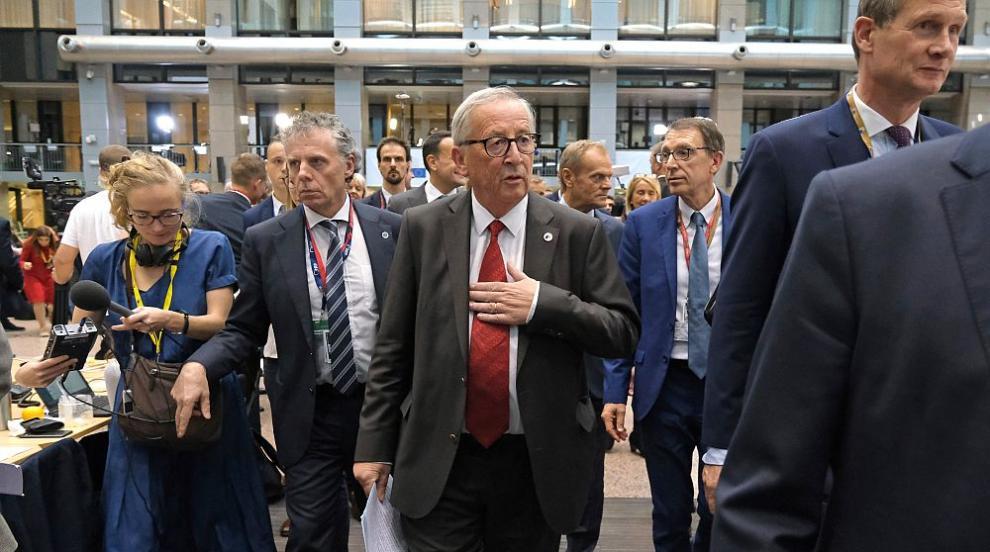 Брюксел сваля мониторинга за България, за Румъния - не (ВИДЕО)