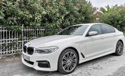 <p>Магическата формула на BMW 530e (тест драйв)</p>