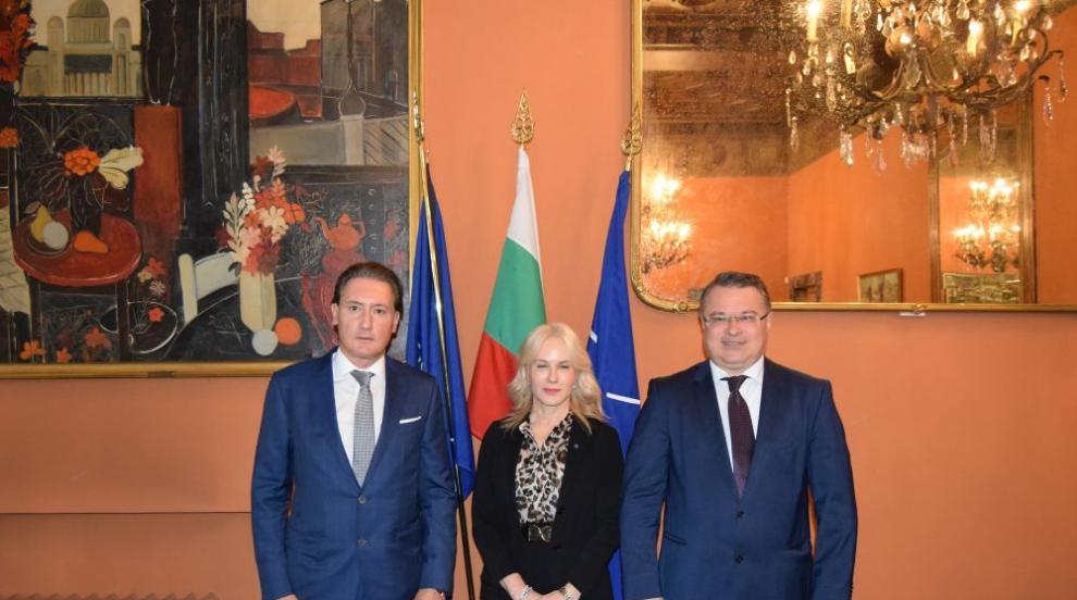 КРИБ с нов тласък на българо-италианските бизнес проекти