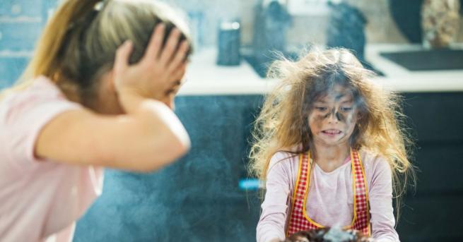 Според национална анкета, проведена сред родители и учители, най-често непослушните