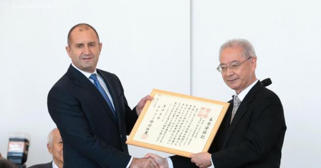 България има амбицията и потенциала да разшири износа на свои