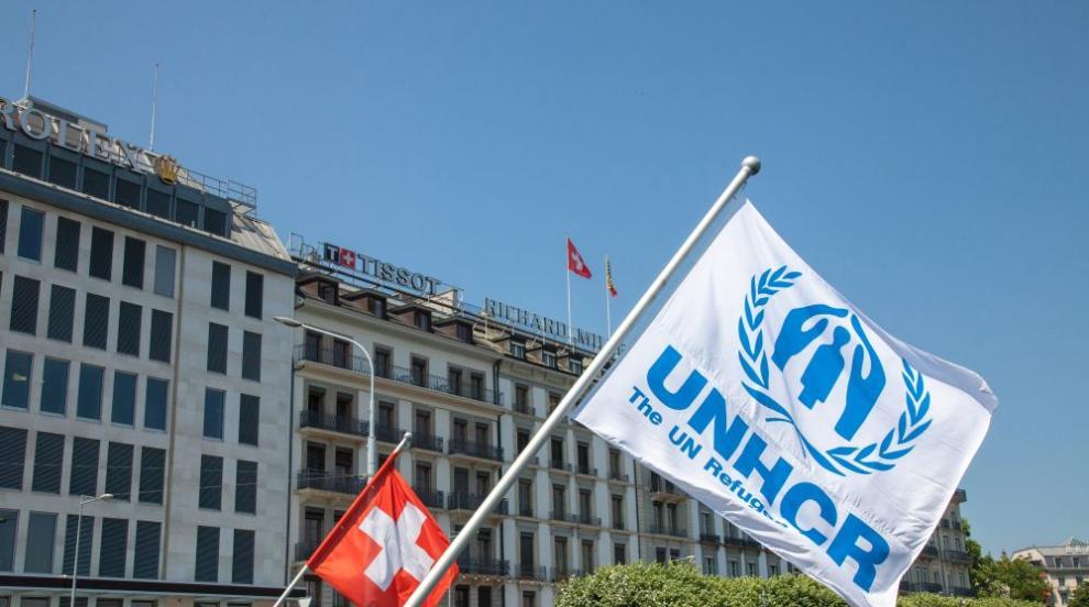 Мъж се самозапали пред централата на агенцията за бежанците на ООН в Женева