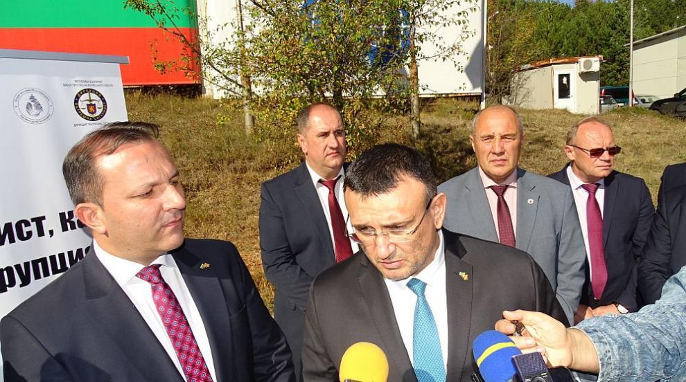 """Вътрешните министри на България и Северна Македония казаха """"Не на..."""