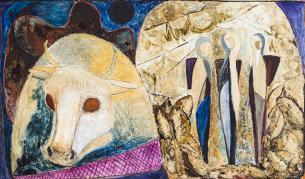 """Фрагмент от """"Le tabac (Тютюн)"""", 1966"""