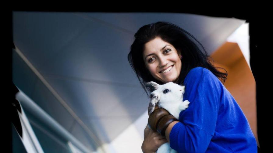 <p>Красимира Хаджииванова - създателката на сайта Майко Мила</p>