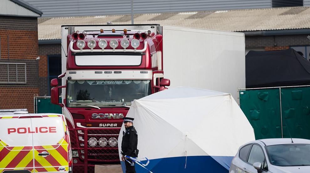 Виетнам обвини 7 души за смъртта на 39 нелегални мигранти в камиона ковчег...