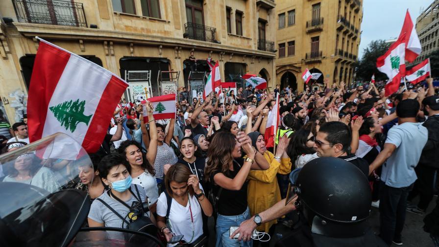 Ливанската криза достигна точка на кипене
