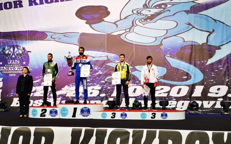 България с двама световни вицешампиони по кикбокс в Сараево