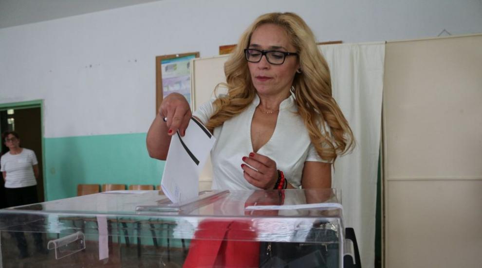 Иванчева гласува за справедливо управление