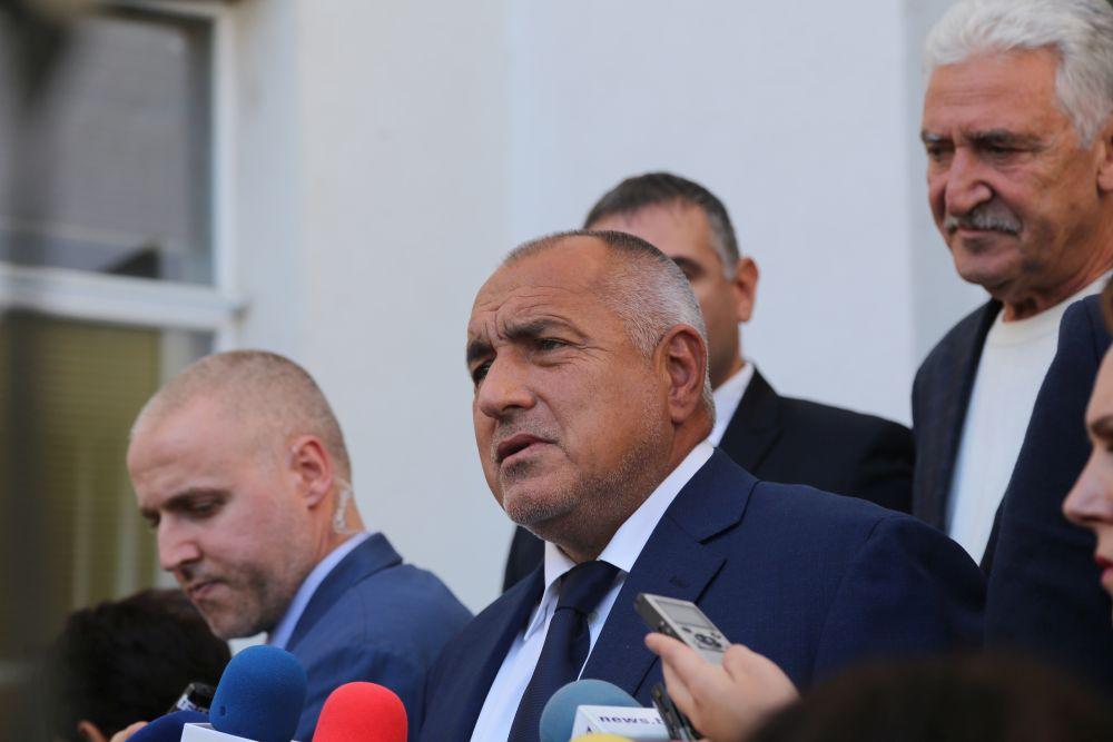 България гласува: Бойко Борисов