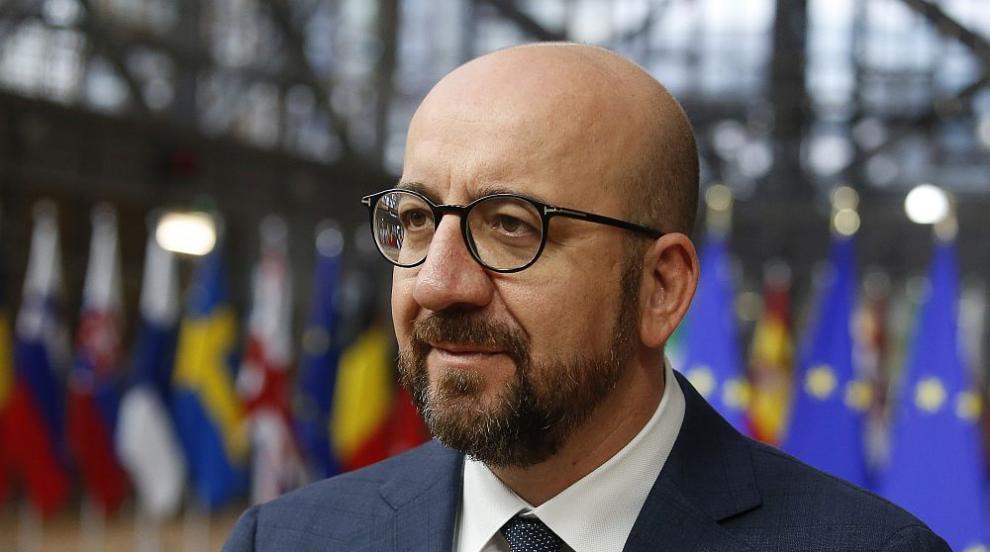 Шефът на Европейският съвет призова лидерите да...