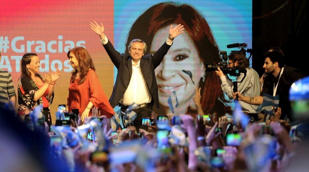 Аржентина избра за президент Алберто Фернандес