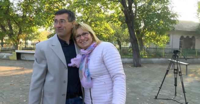 Гинка Колева и Георги Георгиев са брат и сестра, които