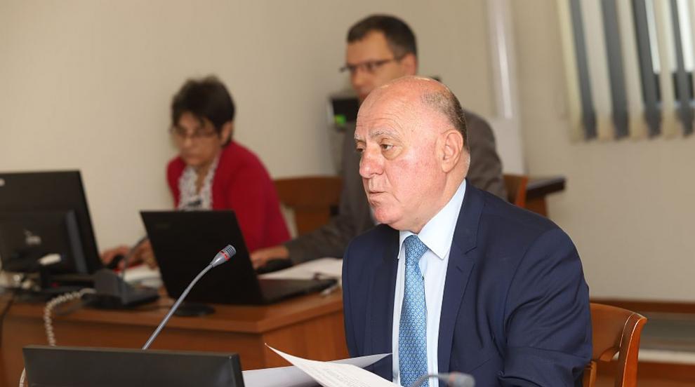 Магдалинчев за КПКОНПИ: Не съм чул, но Цацаров би бил добра кандидатура