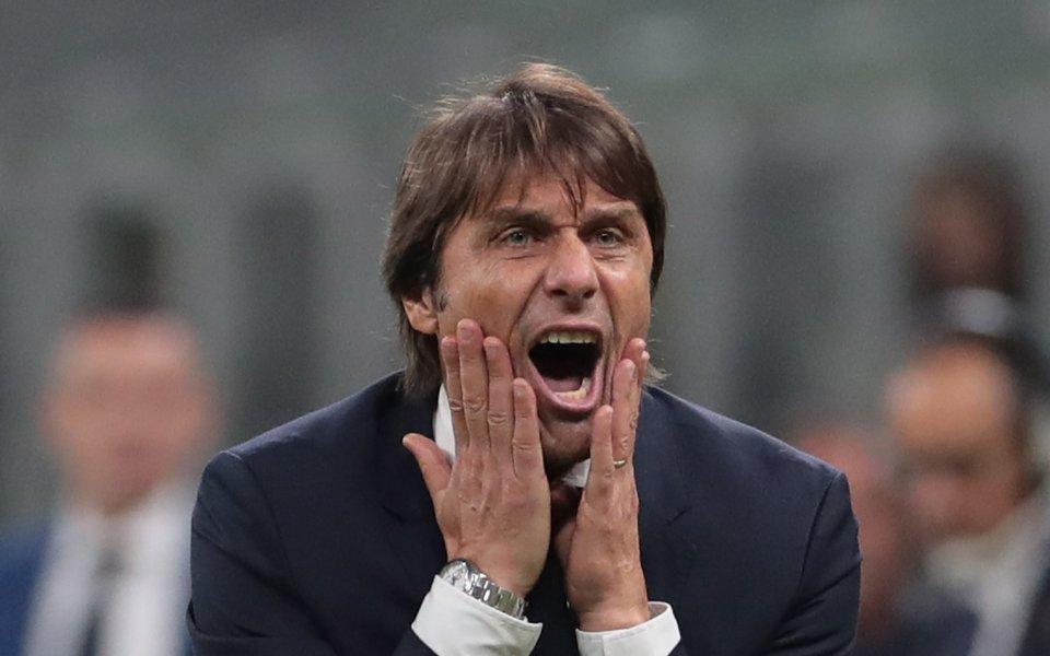 Интер и Конте могат да поставят рекорди при победа над Милан