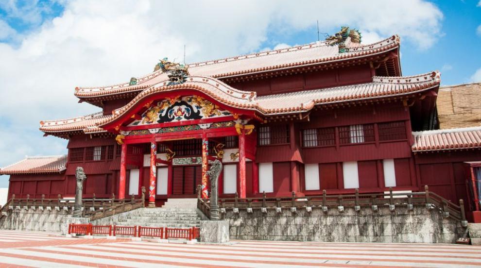 Пожар унищожи Японски дворец от списъка на ЮНЕСКО