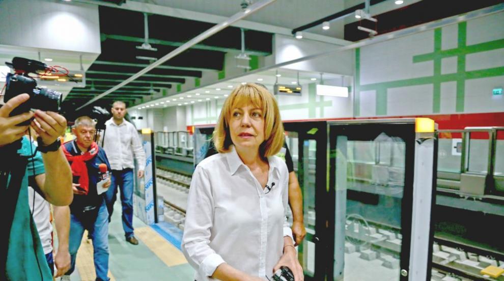 Фандъкова: София има вода за години напред, въпросът е какво е състоянието...