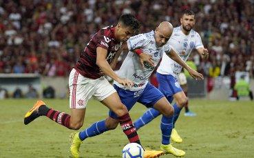 Арсенал и Манчестър Сити влизат в пряк сблъсък за бразилски вундеркинд