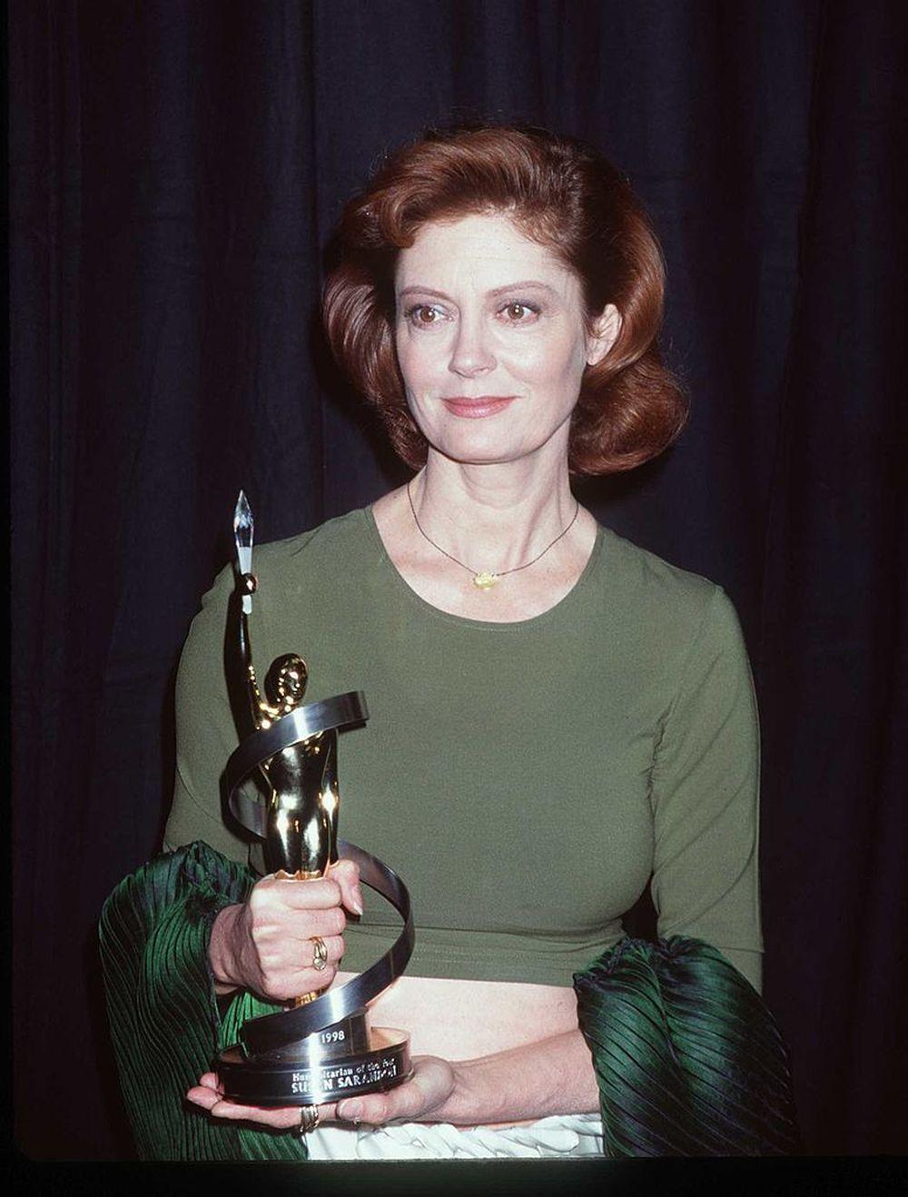Сюзън Сарандън през 1998 г.