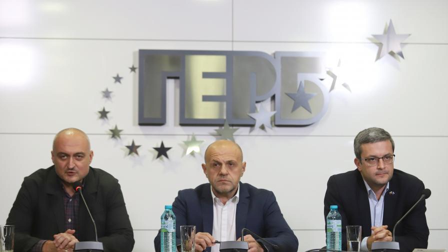 ГЕРБ: Няма да влизаме в компроматни битки