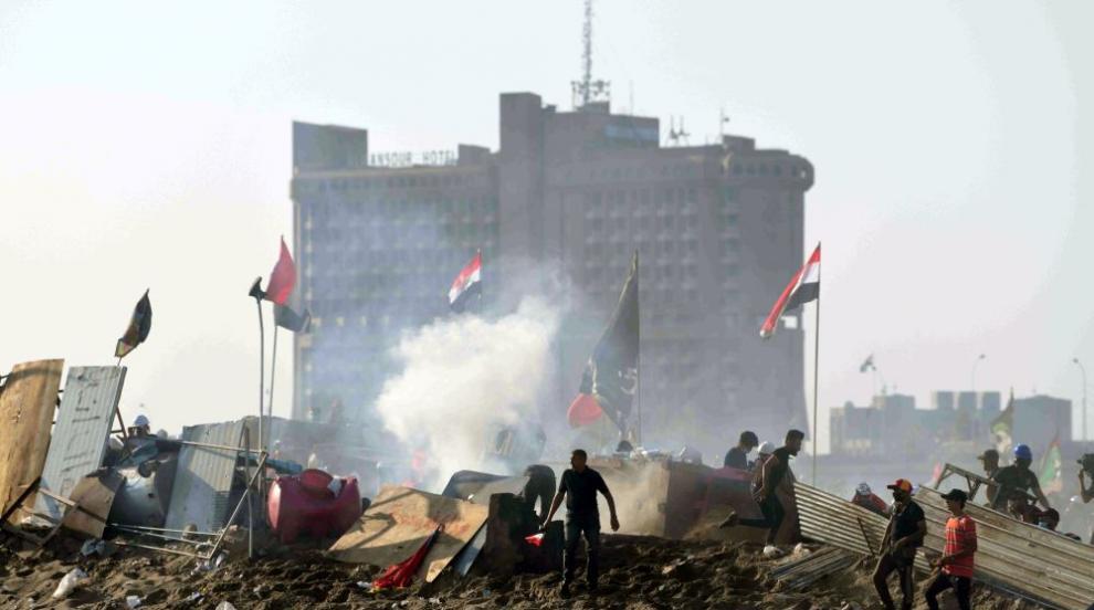 ООН: Над 270 са жертвите на протестите в Ирак