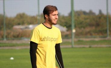 Антонио Вутов спечели приза за Играч на мача